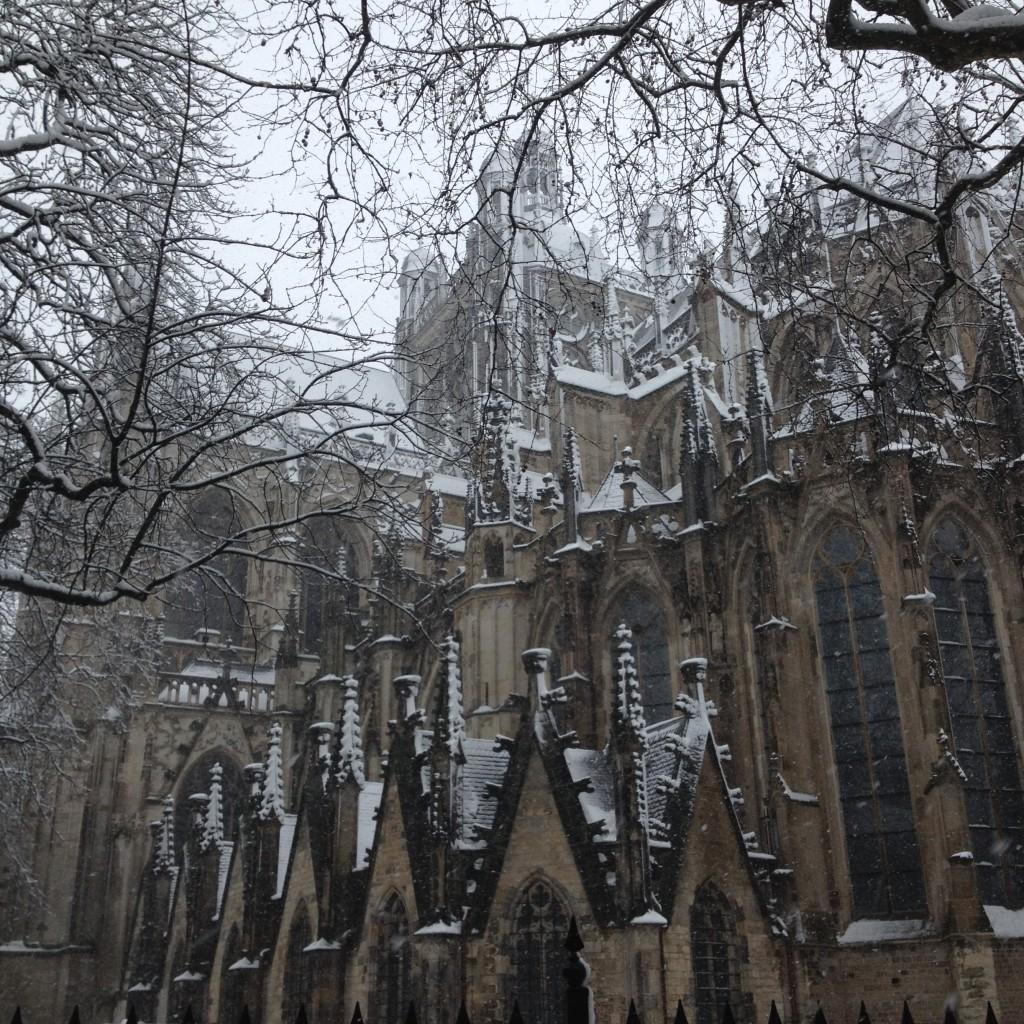 Floest bij winter St.Jan
