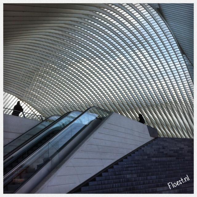 Floest op station Luik 2